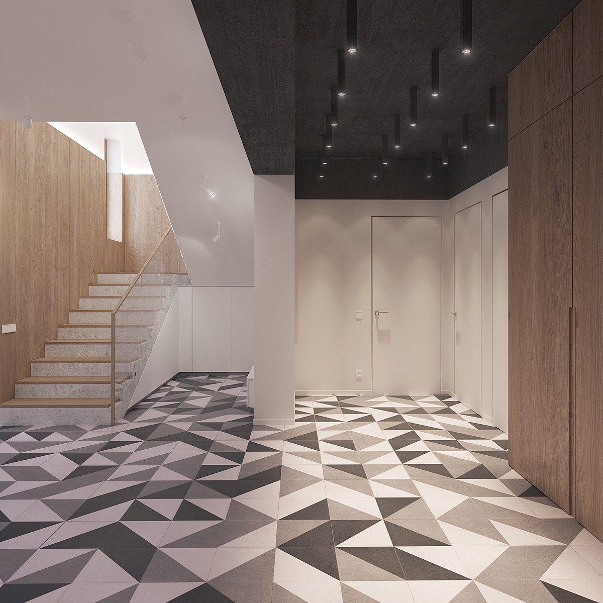 cdn.home-designing.com wp-content uploads 2016 07 geometric-floor-tiles-in-greyscale.jpg