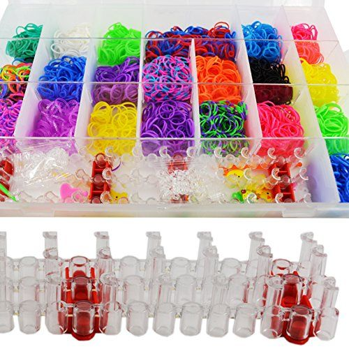 Loom Équipement Affaire Collection/Rainbow/Twist Coloré Bands Complète Set Net Traders http://www.amazon.fr/dp/B00KIW2IR8/ref=cm_sw_r_pi_dp_i342tb08MZ7QWKBC