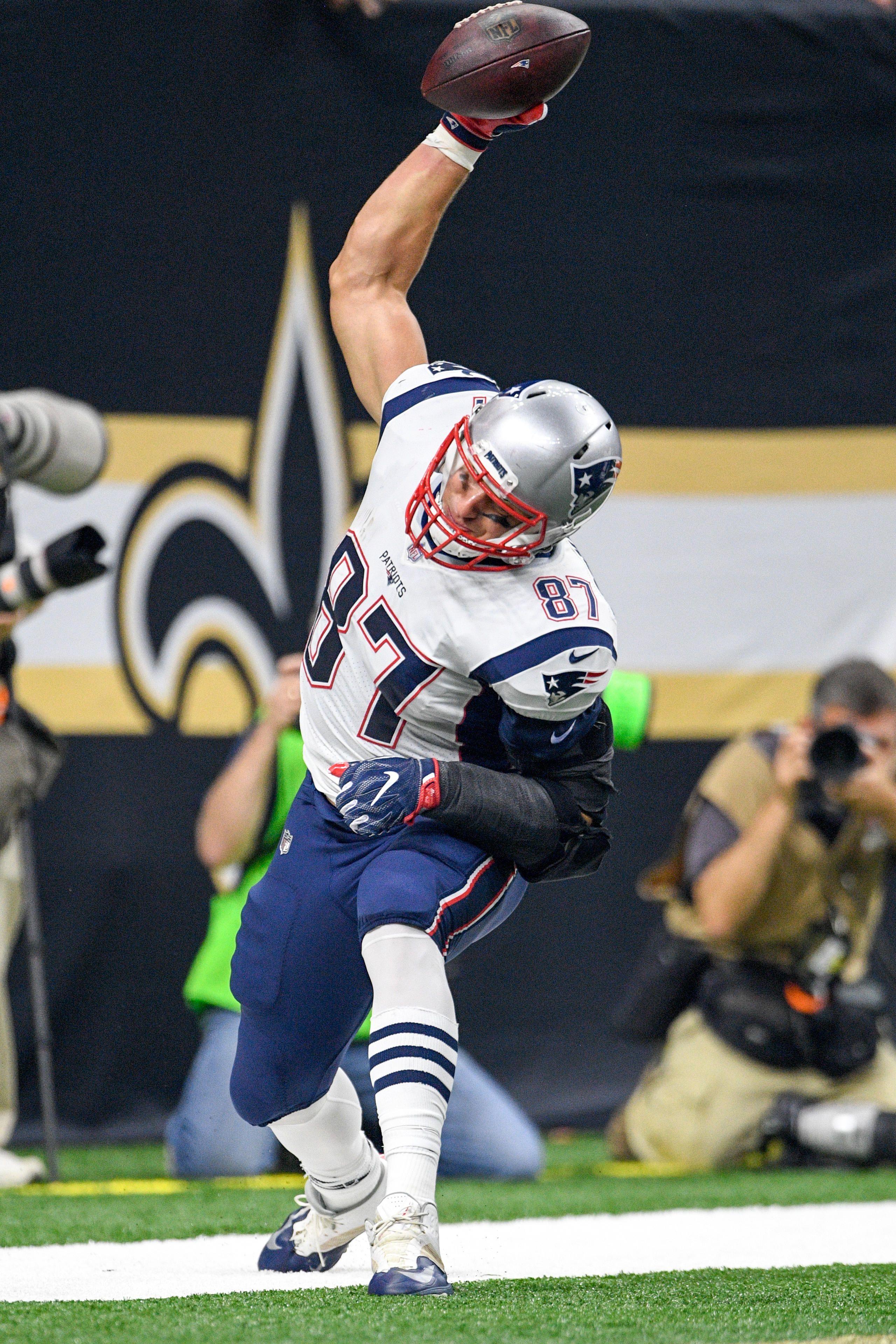 Best Of Rob Gronkowski Gronkowski Rob Gronkowski New England Patriots