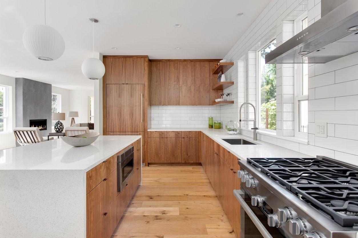 9 Modern Kitchen Design Ideas Photos   Interior design kitchen ...