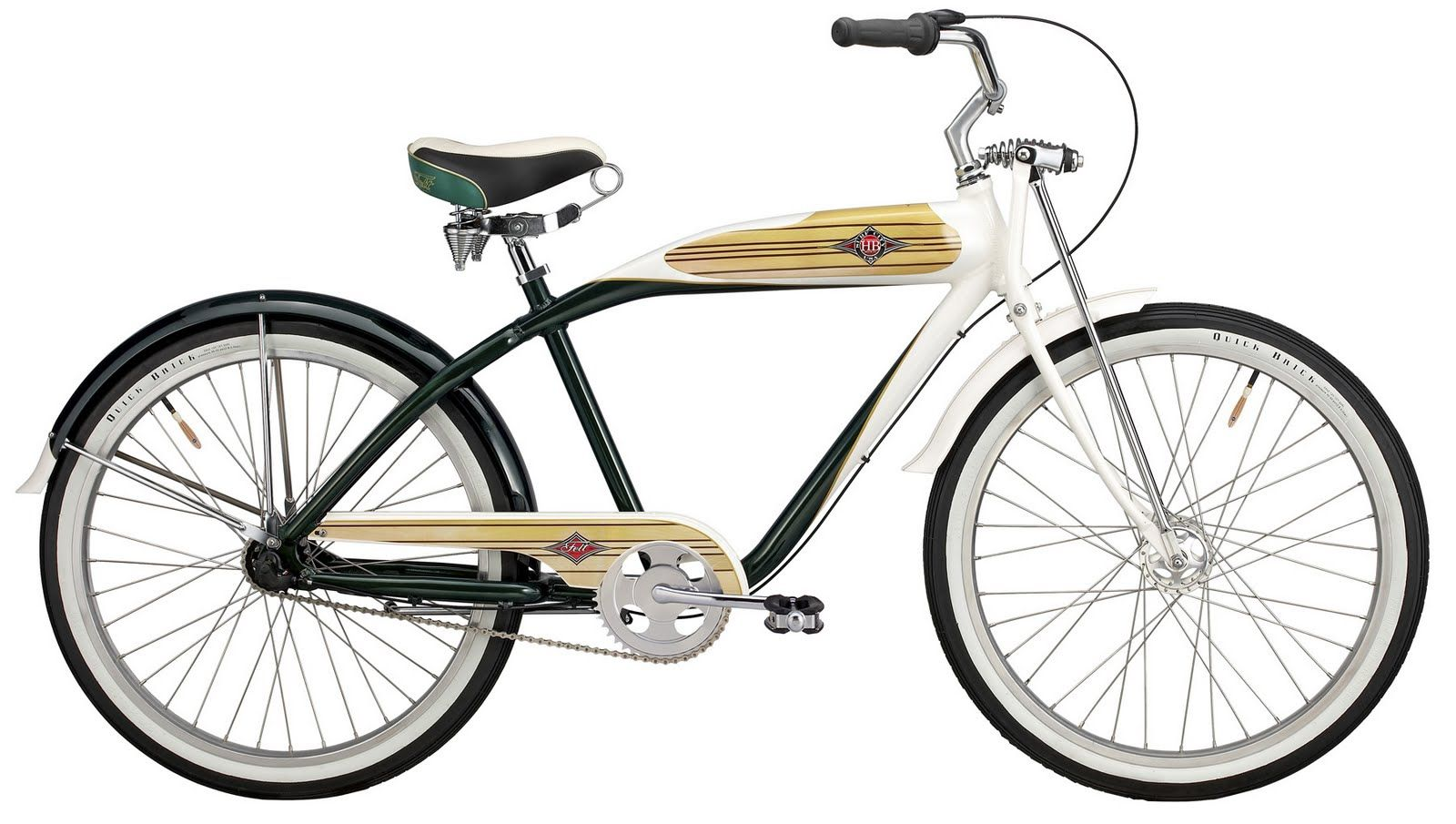 GasCap Motor\'s Blog: Felt Cruiser bicycles, USA | Bicycles ...