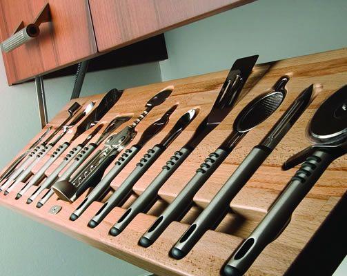 secret storage Inspiring Ideas Pinterest Kitchen Storage