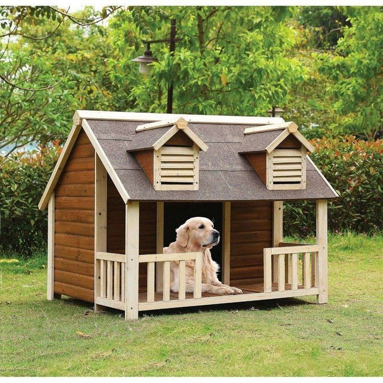 Home Design Ideas For Dogs: 40+ Pretty And Amazing Dog House Ideas