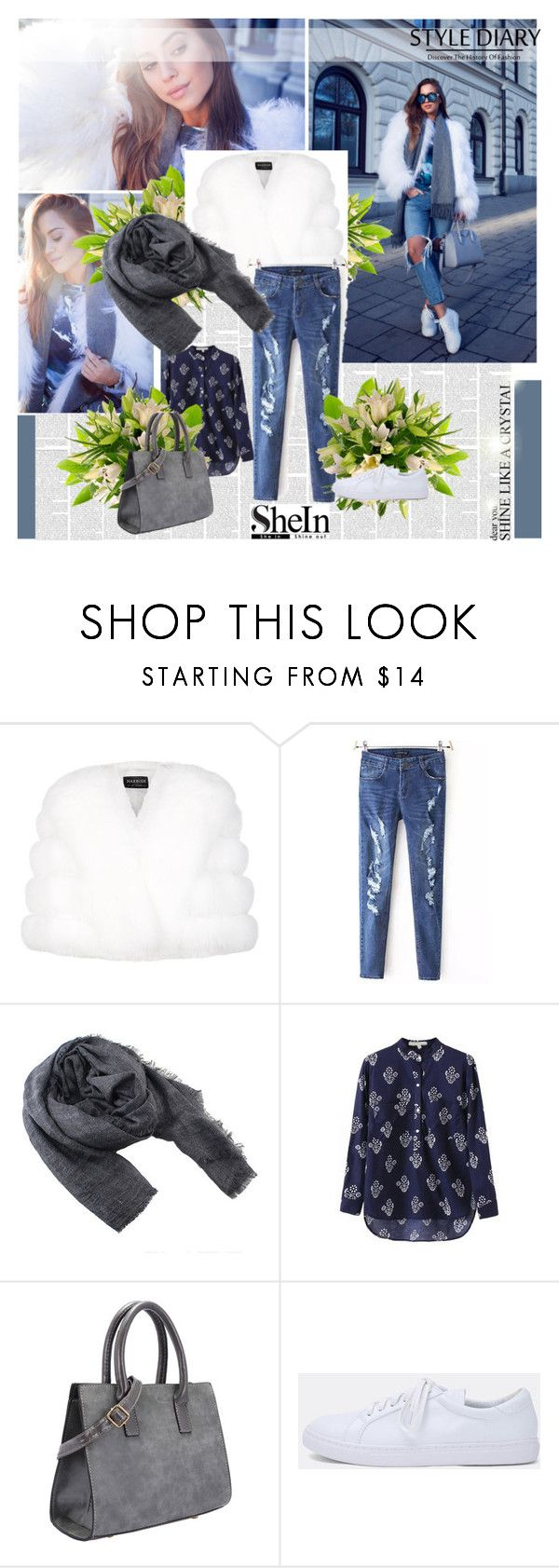 """Shein 7"" by followme734 ❤ liked on Polyvore featuring Harrods and shein"