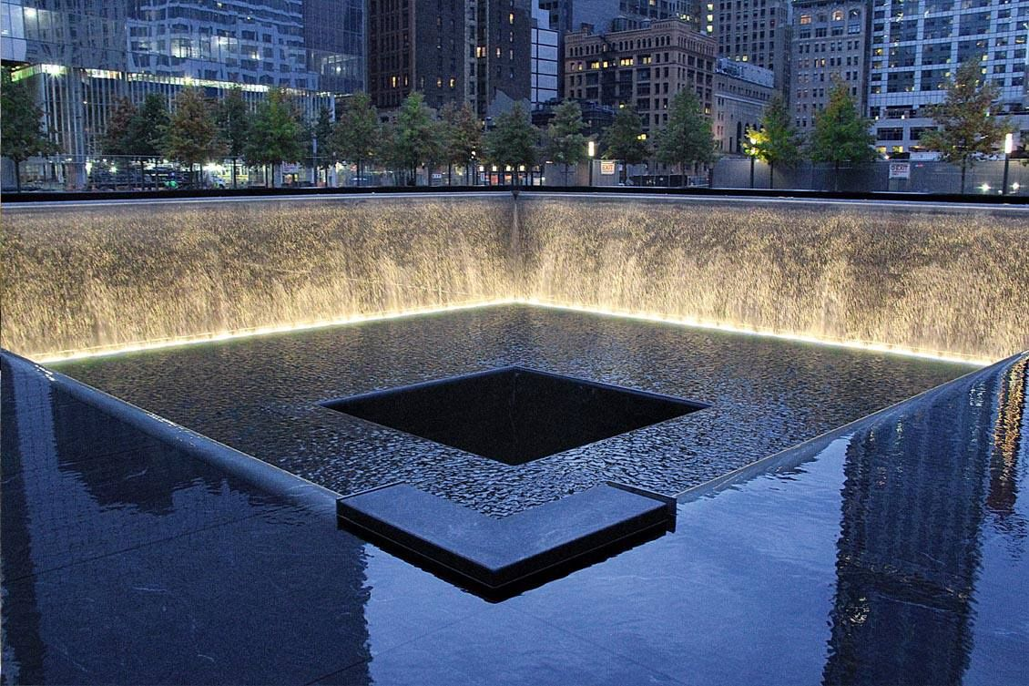 The National Ground Zero Memorial By Michael Arad Peter Walker