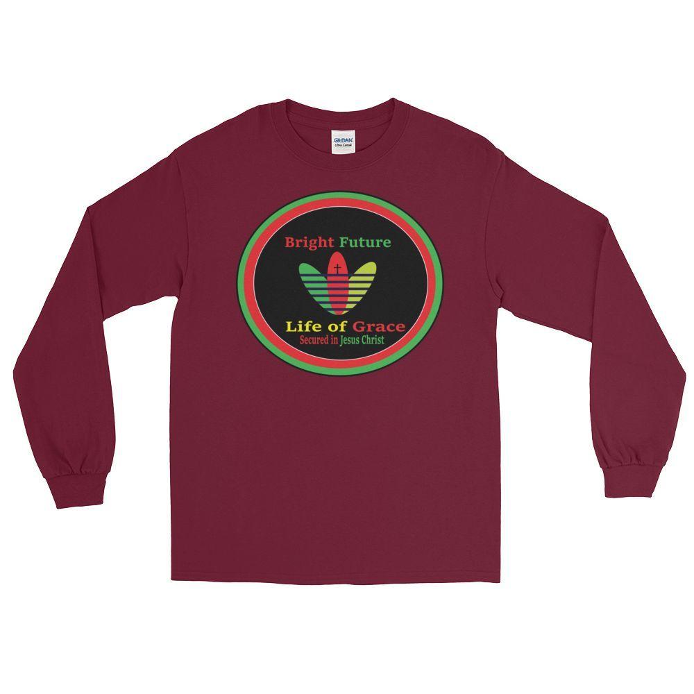 Long Sleeve T-Shirt (Bright Future)