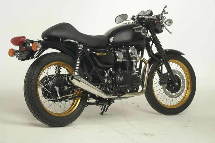 Kawasaki W800 Scrambler Picture 736x490