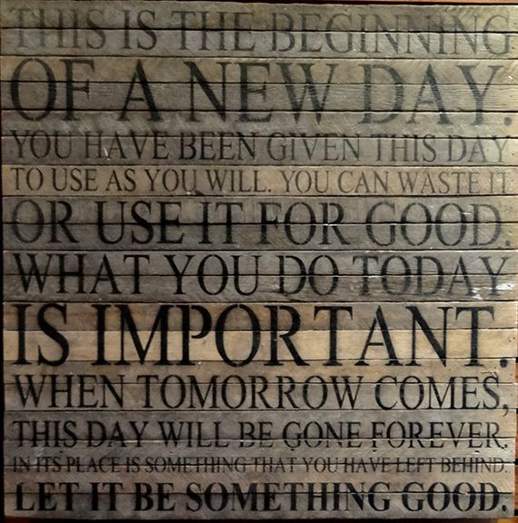 This Is The Beginning Of A New Day Wisewordswednesday New Day Quotes Native American Wisdom Native American Store