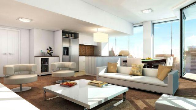 Idées aménagement du0027une salle à manger dans le salon Construction