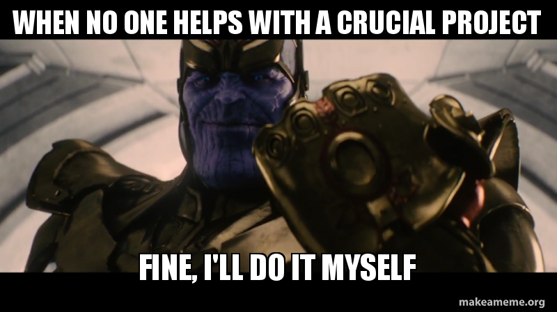 Image Result For Meme Thanos With Images Memes Marvel Memes