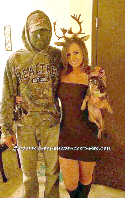 Couples Halloween Costume Ideas -12 Creative Costume Ideas -8918