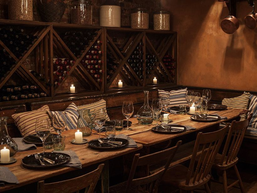 20 Hidden Gem Private Dining Rooms in NYC images