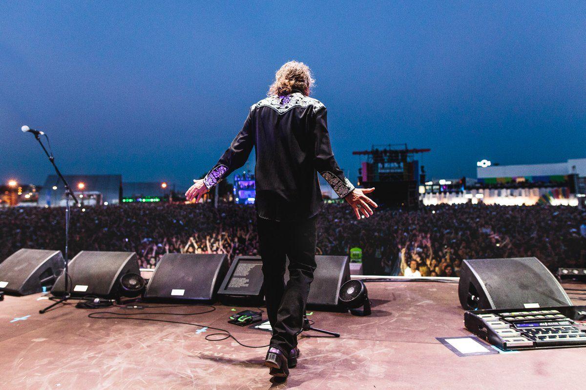 Robert Plant Nos Alive Music Festival Lisbon Portugal Robert Plant Led Zeppelin Whole Lotta Love