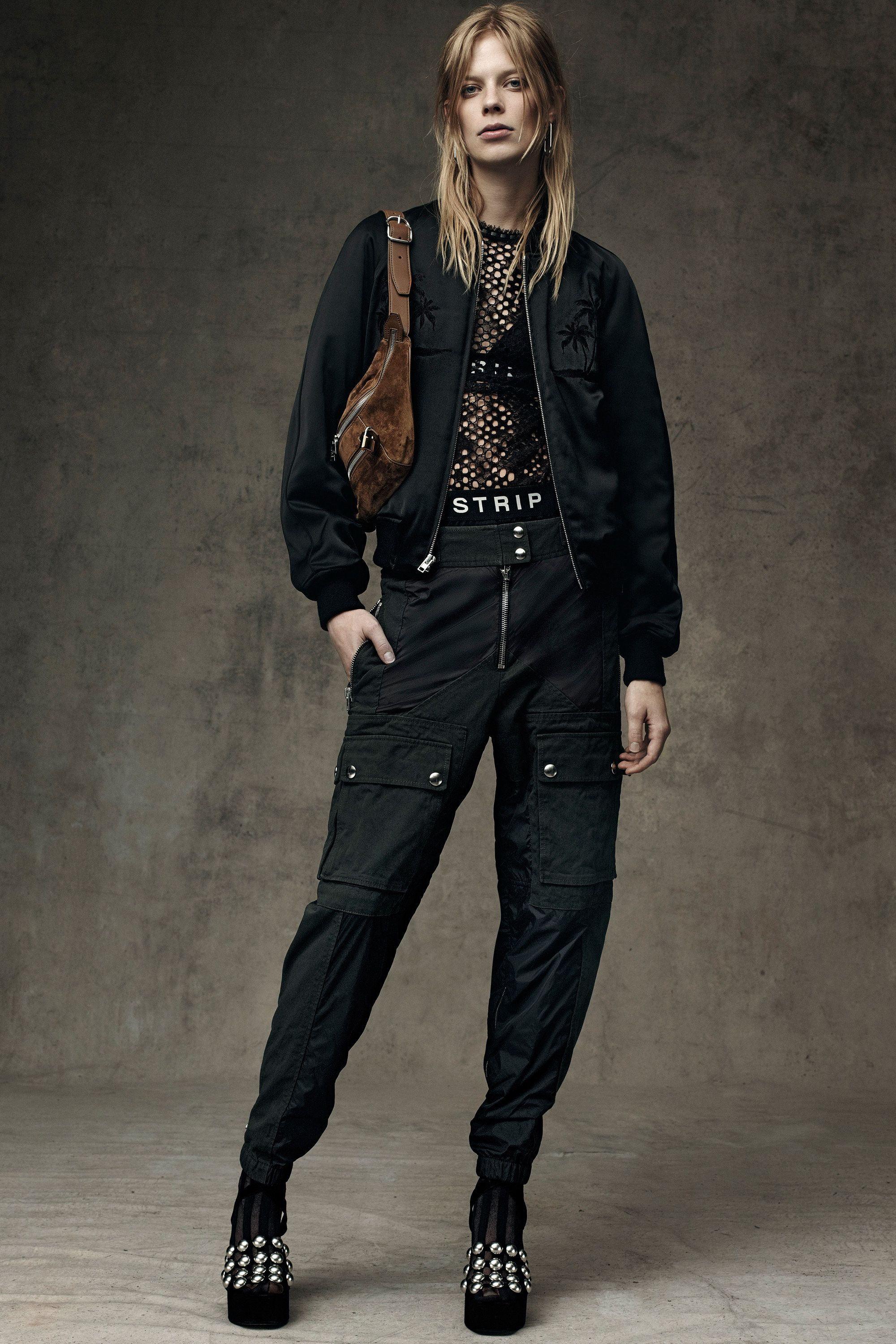 See the complete Alexander Wang Pre-Fall 2016 collection.