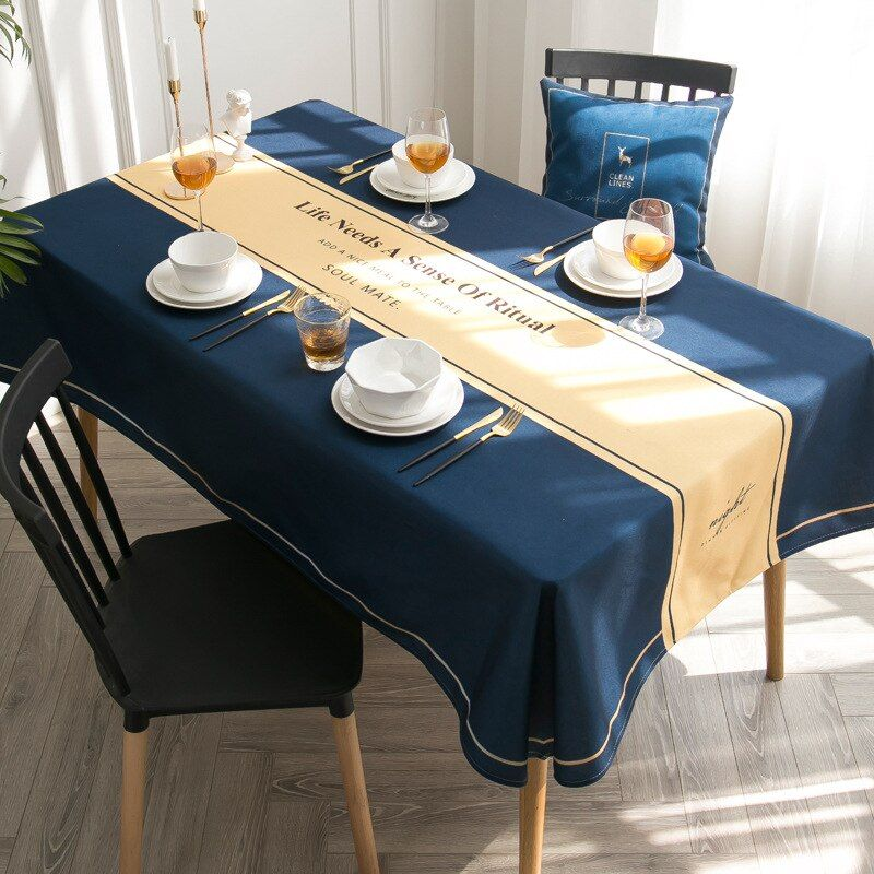 Tablecloth For Table Cloth Waterproof And Oil Proof Cloth Rectangular Table Cloth Plaids And In 2020 Table Cloth Rectangular Table Decorative Pillow Cases #tablecloth #for #living #room