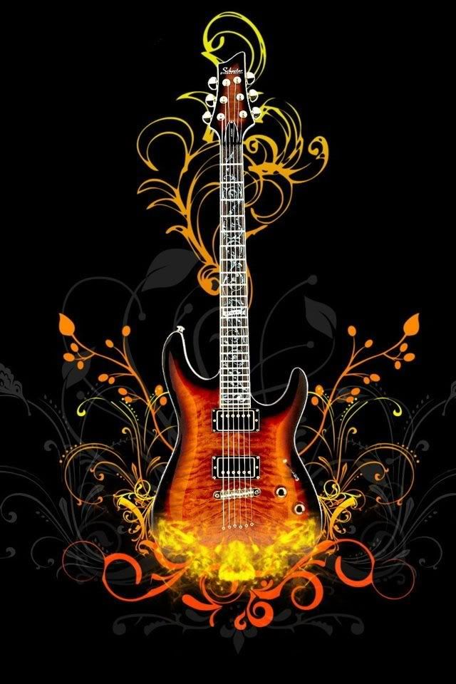 Pvnsp15 S Image Guitar Wallpaper Iphone Guitar Art Music Wallpaper
