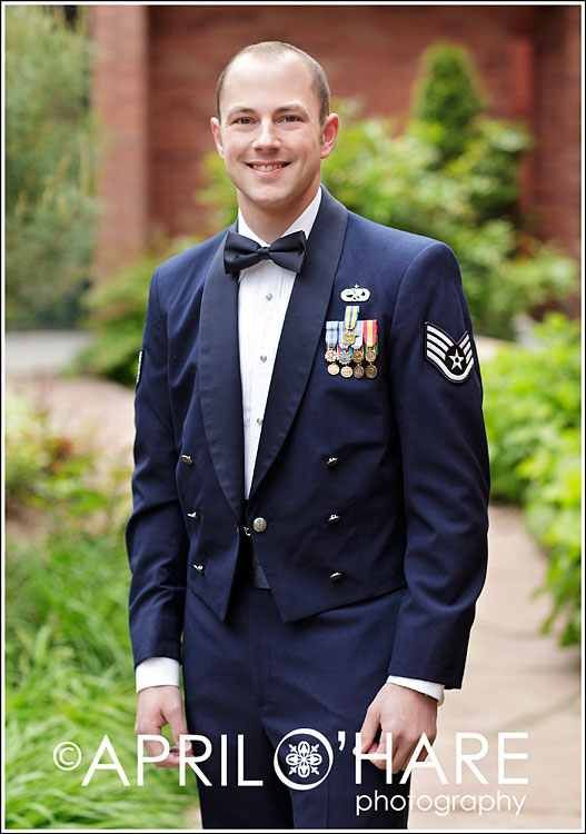 E 4 Airman Formal Dress Blues Air Force Wedding Pinterest