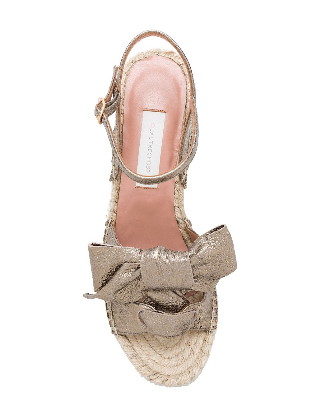 L Autre Chose Wedge sandals chE0s