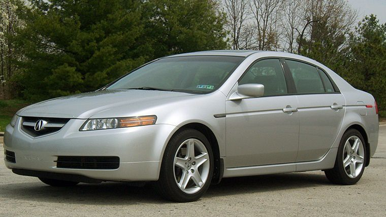 2006 Acura Tl Wiring Diagram