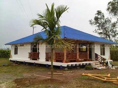 Casas campestres prefabricadas www for Pisos para casas campestres
