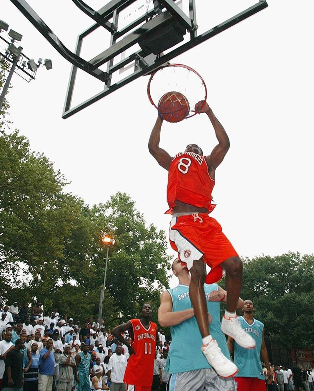 69bd6bb1ecd Kobe in Rucker Park - Follow (@hoopsofgoats) For Quality Daily Content! Make