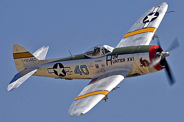 P-47Tanderbolt