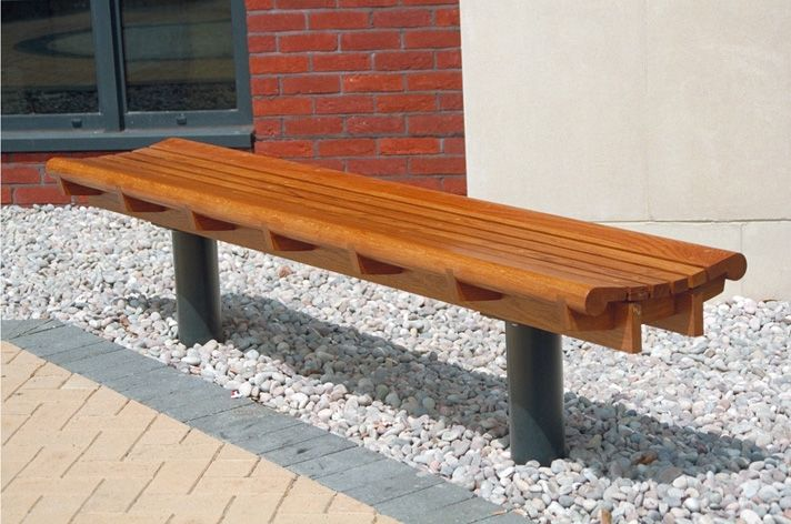 The Scroll bench provide robust street seating for a range of environments. The design lending itself to both historically sensitive and contemporary settings. http://factoryfurniture.co.uk/index/products/seating/scroll-range/scroll-bench.html