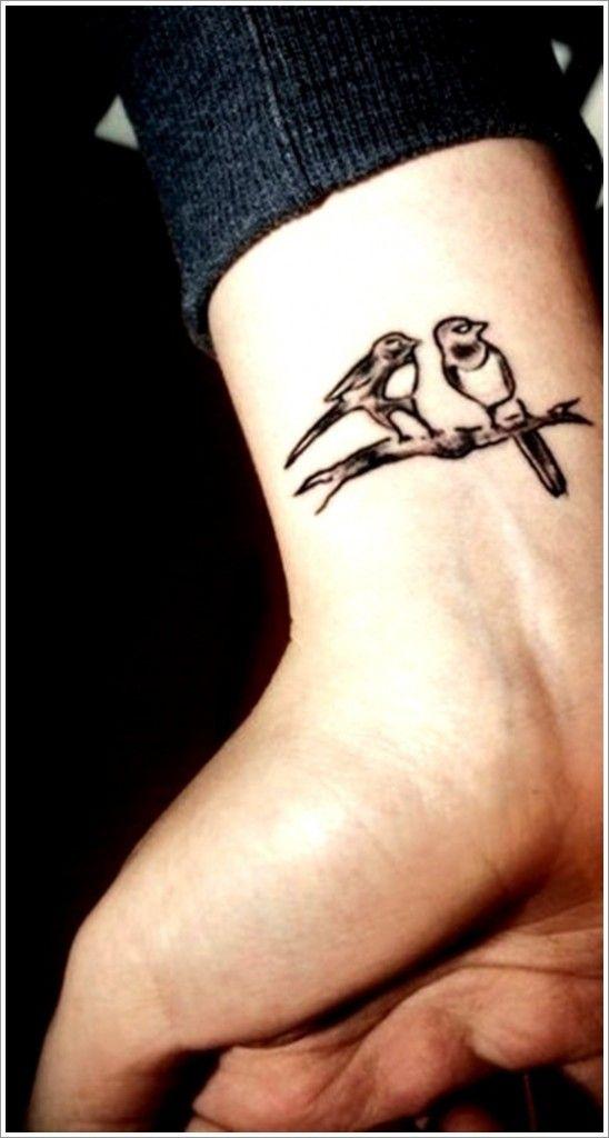 Three Little Bird Tattoos Ink Pinterest Tattoos Wrist Tattoos