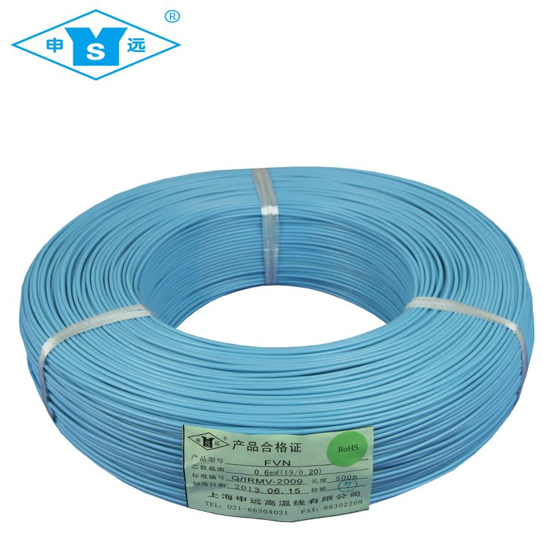 FVN high Quality Nylon jacketed Wires cable of different colours ...