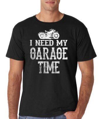 Amazon.com: I Need My Garage Time