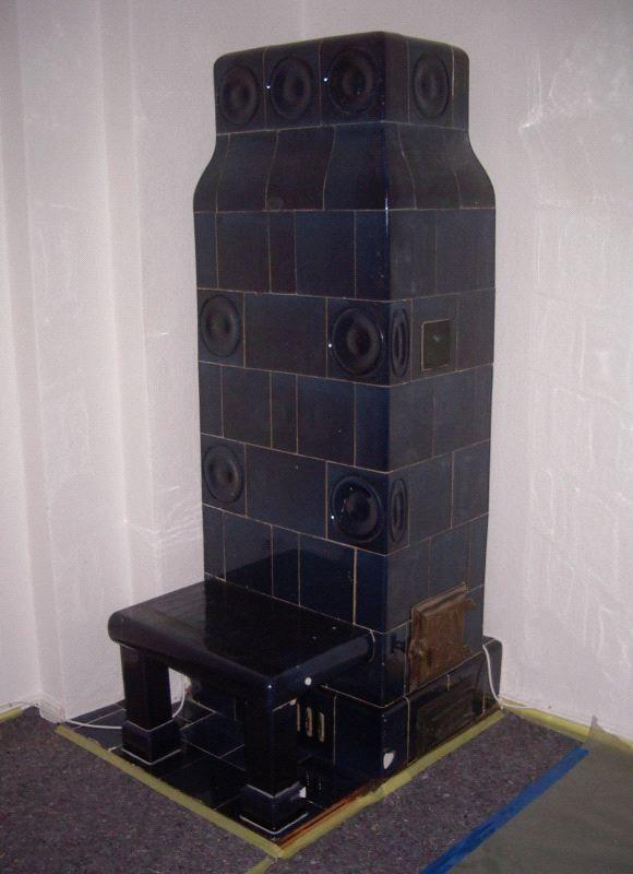 Alter Kachelofen alter kachelofen in blau német cserépkályhák stove