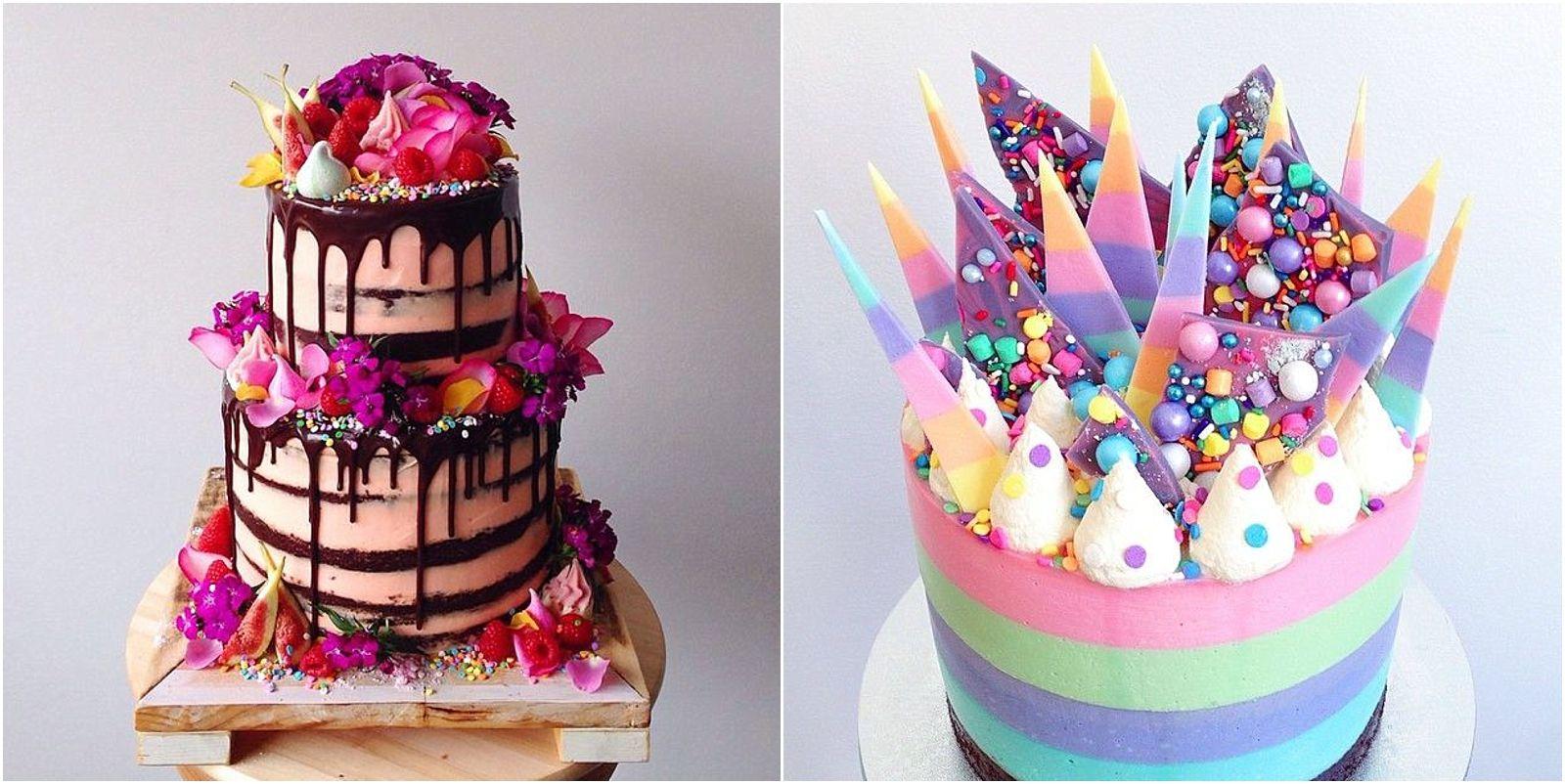 Katherine Sabbath Archives Hooray Weddings Cake Trends Cake Designs Birthday Crazy Cakes