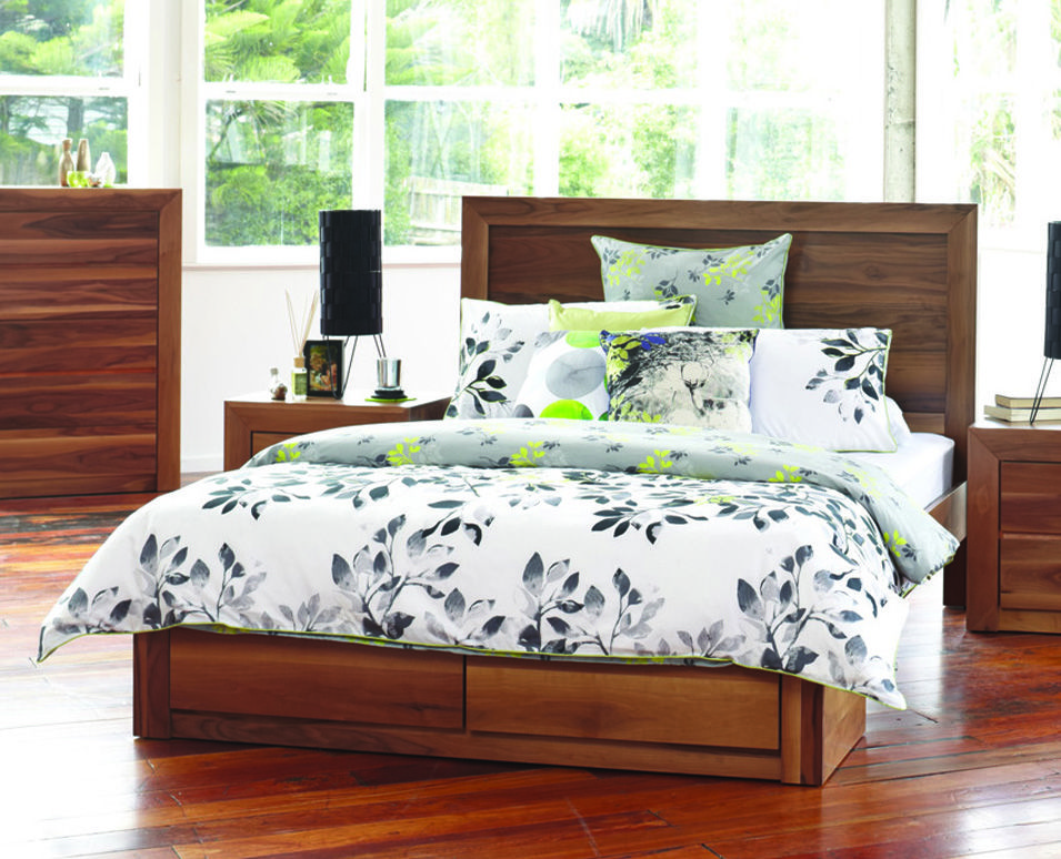 Harvey Norman Seattle King Bed Frame by Furniture