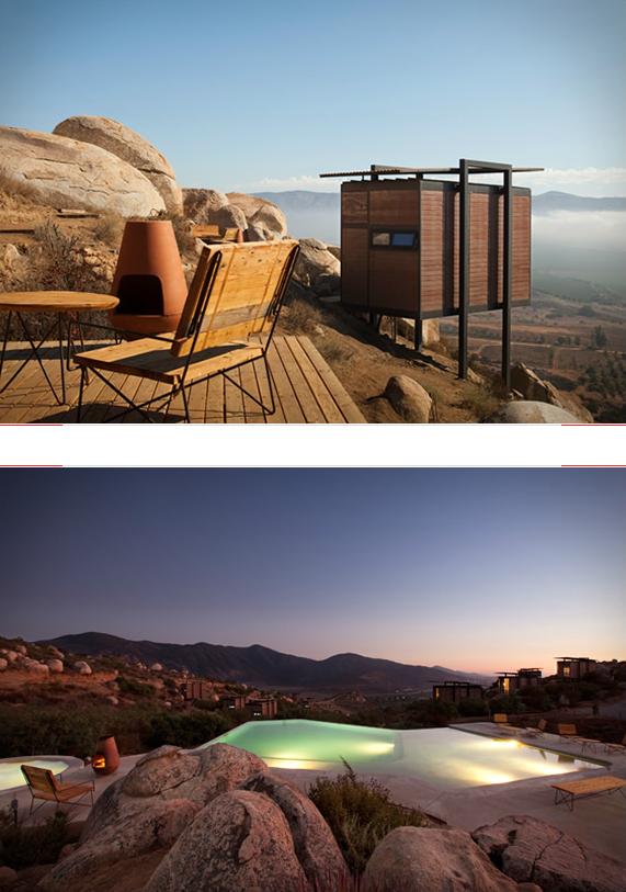 Eco Hotel Endémico Resguardo Silvestre - Valle de Guadalupe, #Mexico