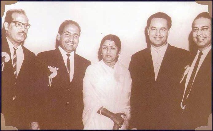 indianhistorypics on | Legendary singers, Bollywood pictures ...