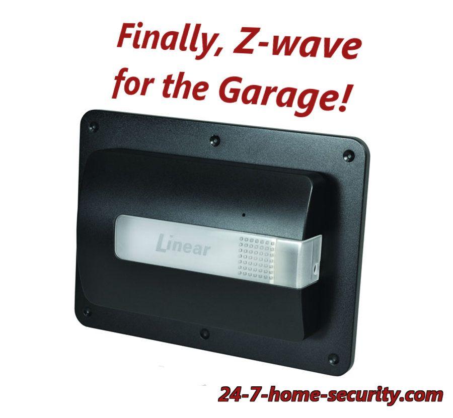 Finally A Z Wave Garage Door Opener Conversion Garage Door Opener Remote Garage Door Opener Sectional Garage Doors