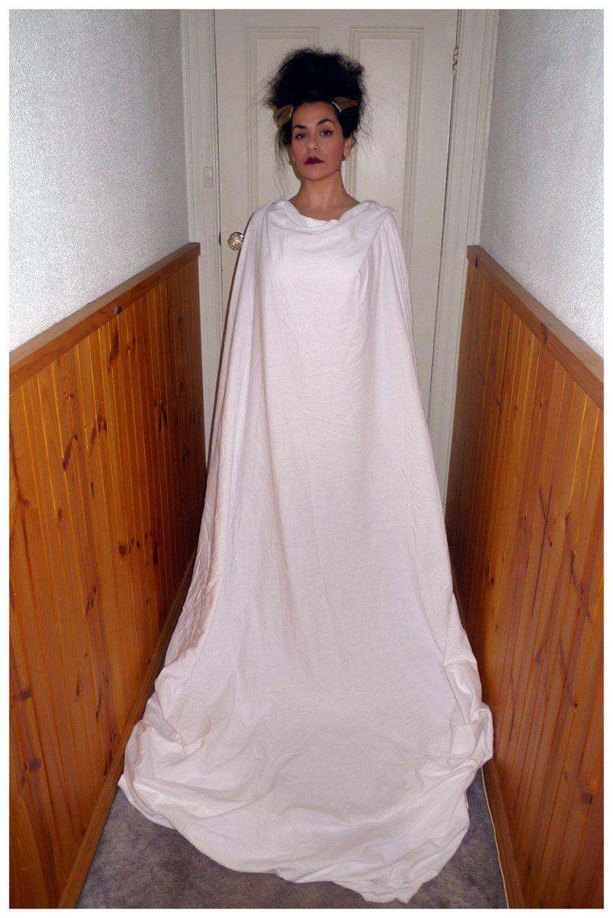 Bride Of Frankenstein Costume Theme Me Costume Fancy Dress