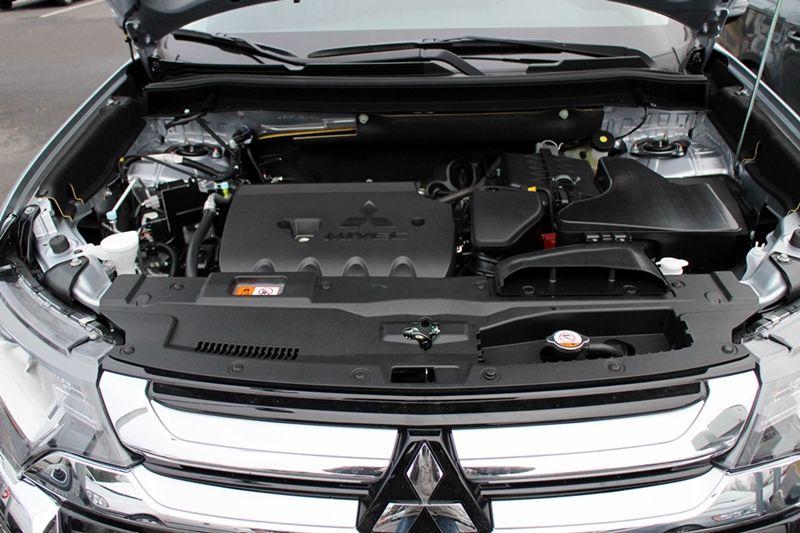 Mitsubishi Outlander 2016 2.0 BMIVEC Motor Intense Aut