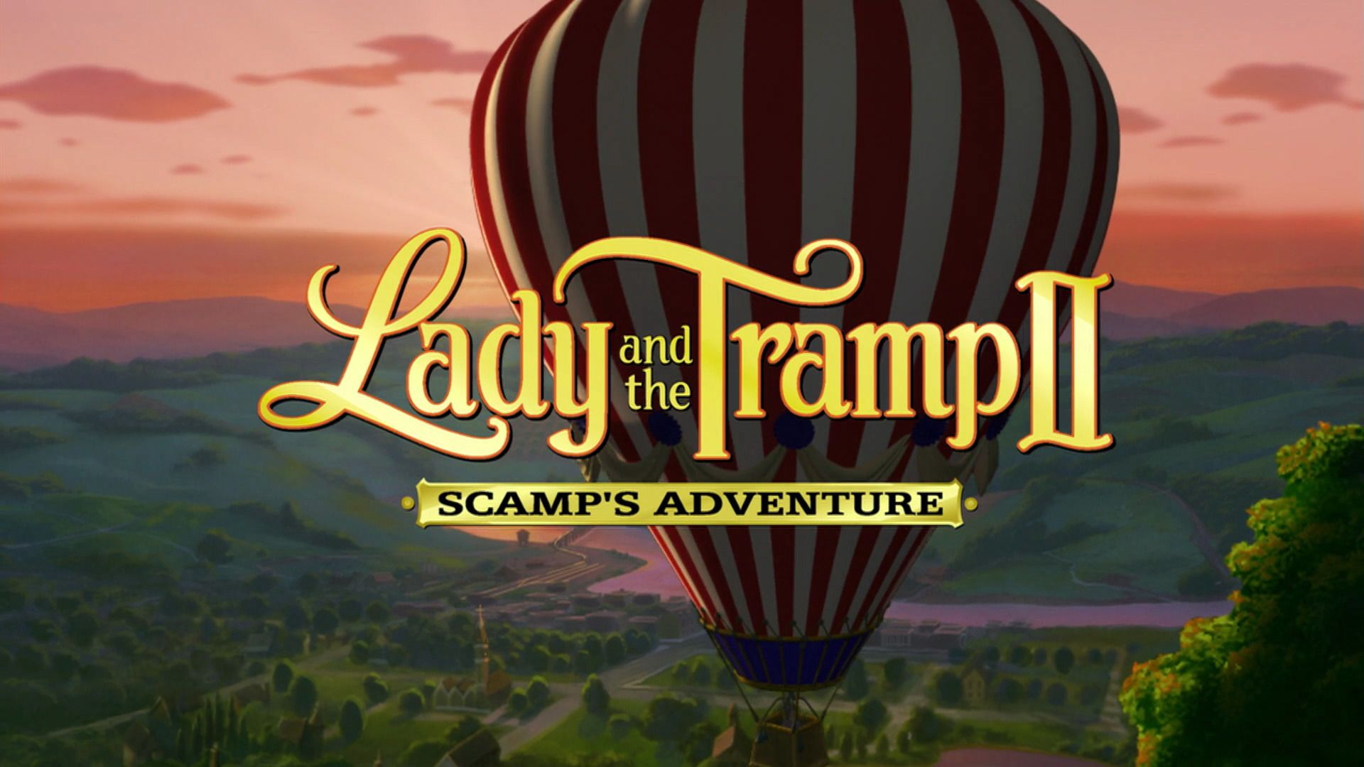 Video's van Lady and the tramp ii: scamp's adventure 1080p
