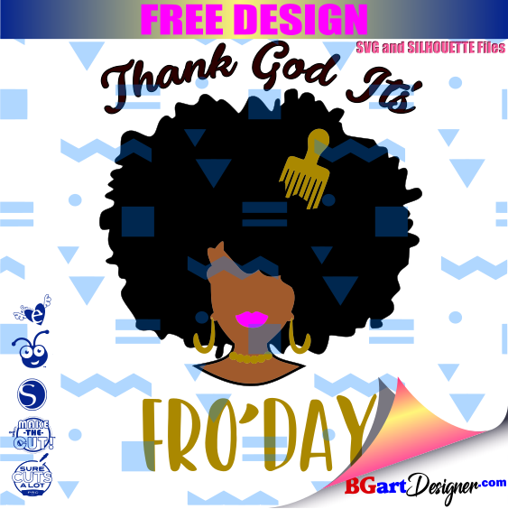 Afro Woman Free Svg Bgartdesigner Free Designs For Cricut Afro Women Afro Quote Circuit Crafts