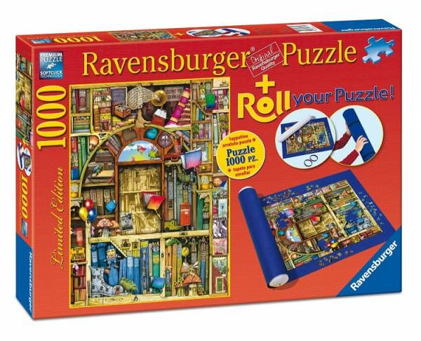 Heye Puzzle 29693-1000 Pcs. MARINO DEGANO NILE HABITAT