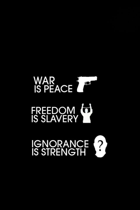 George Orwell 1984 Favorite Book Quotes Book Quotes Orwell Quotes