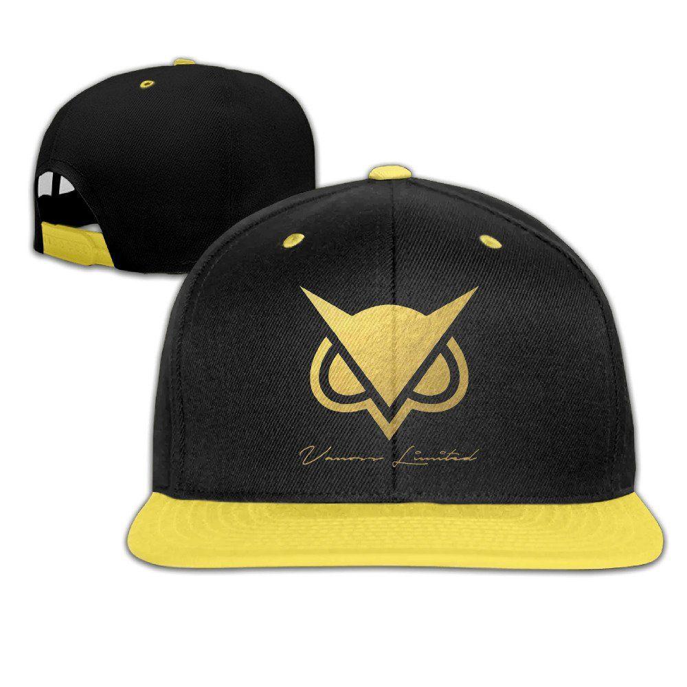 ea5f8c6f232 Top Bee Boys And Girls VanossGaming Hip-Hop Baseball Caps Hats Yellow. Hand  Wash. Classic Fit