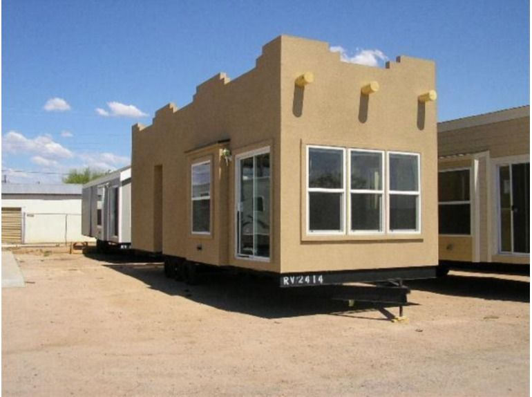 Southwestern Style Manufactured Homes House Design Ideas