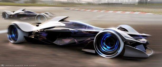 auto futuriste