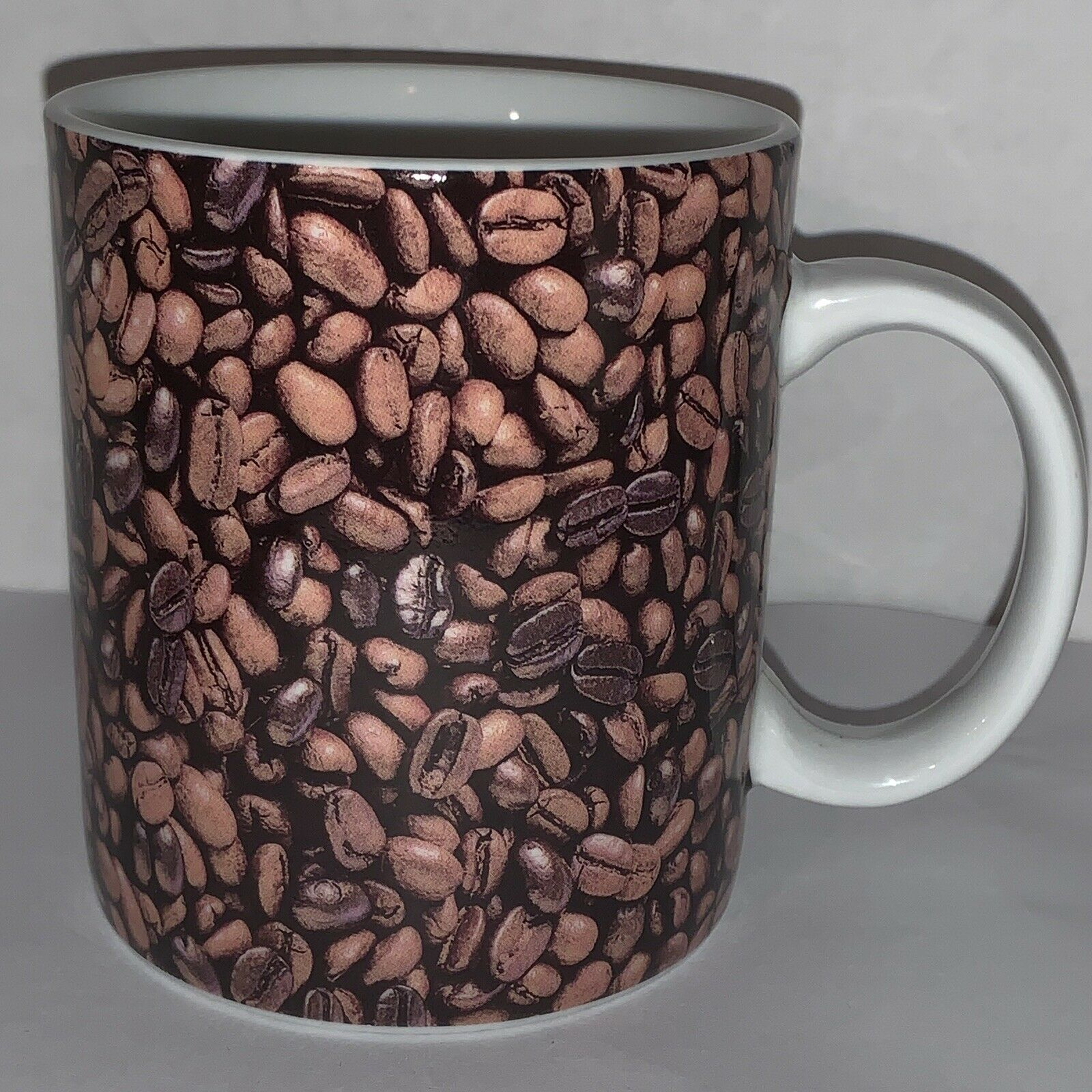 Starbucks Original 2007 Coffee Cup Mug Tea Coffee Bean