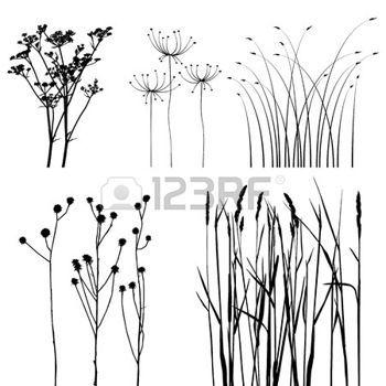 Arbustos Dibujo Imagenes De Archivo Vectores Arbustos Dibujo Fotos Libres De Derechos Arbusto Dibujo Doodles De Flores Produccion Artistica