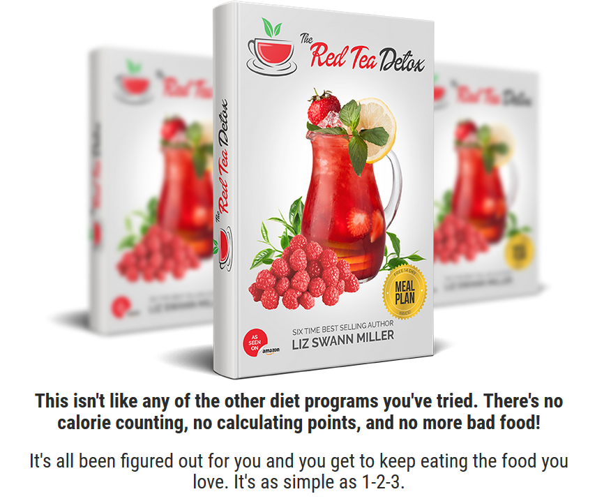 The red tea detox program pdf download lose weight overnight by the red tea detox program pdf download lose weight overnight by drinking this african red ccuart Images