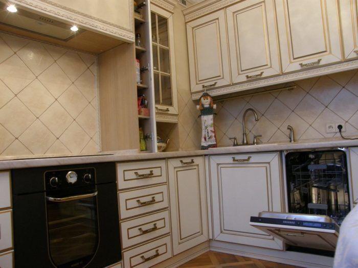 Современные идеи фартуков для кухни (54 фото): отделка ...