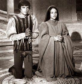 ромео и джульетта 1968 фильм смотреть